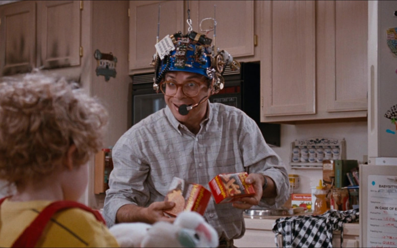 MicroMagic Food Held by Rick Moranis as Wayne Szalinski in Honey, I Blew Up the Kid (1)