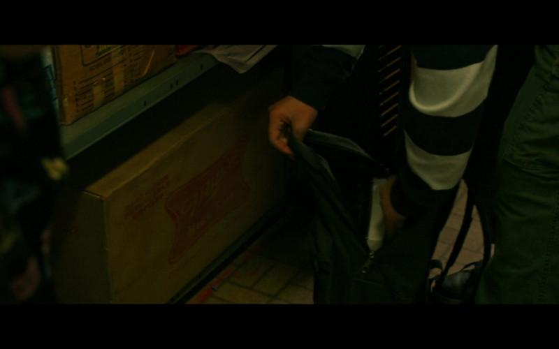 Miller High Life Beer Box in Hillbilly Elegy (2020)