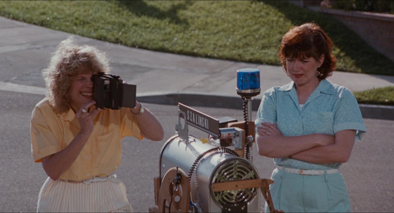 Minolta Camera in Honey, I Blew Up the Kid (1)