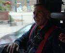 Motorola Radio of David Eigenberg as Lieutenant Christopher ...