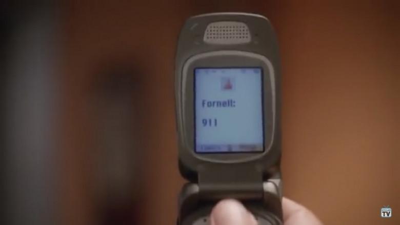 Motorola i850 Flip Phone Used by Mark Harmon as Leroy Jethro Gibbs in NCIS S16E24 (2)