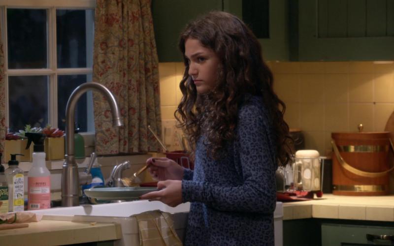 Mrs. Meyer's Soap in B Positive S01E02 Die Alysis (2020)