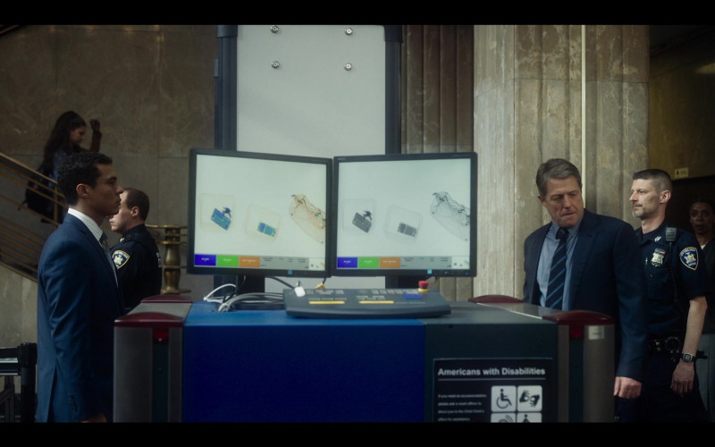 NEC Monitors in The Undoing S01E05 Trial by Fury (2020)