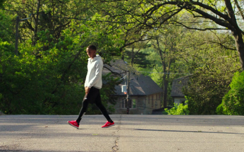 New Balance Running Shoes of Jaden Smith as Daryn in Life in a Year (1)