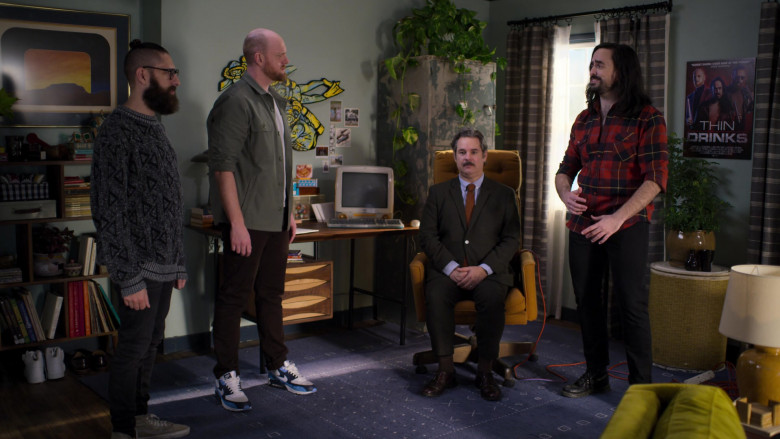 Nike Air Max 90 Men's Sneakers Worn by Broden Kelly in Aunty Donna's Big Ol' House of Fun S01E06 Dinner Party (1)