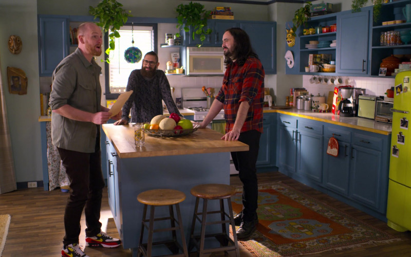 Nike Air Max 90 Shoes Worn by Broden Kelly in Aunty Donna's Big Ol' House of Fun S01E02 Netflix Series (1)