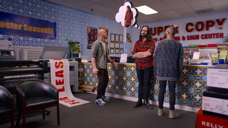 Nike Air Max 90 Sneakers of Broden Kelly in Aunty Donna's Big Ol' House of Fun S01E01 by Netflix (1)