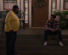 Nike Killshot 2 White Shoes of Max Greenfield as Dave in The...
