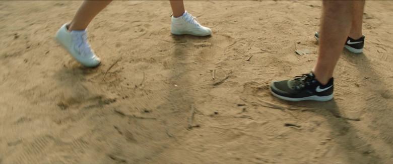 Nike Sneakers of Alec Baldwin as Jack Murphy in Chick Fight Movie (1)