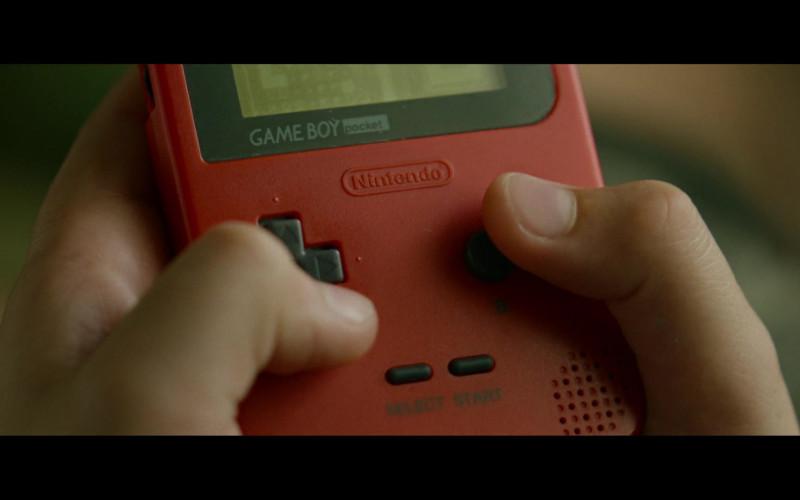 Nintendo Game Boy Pocket Video Game Console in Hillbilly Elegy (2020)