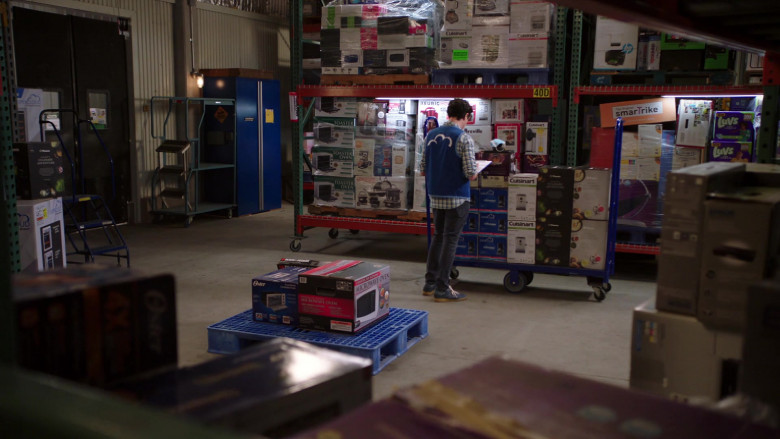 Oster, Cuisinart, Keurig, HP, SmarTrike, Luvs in Superstore S06E02 California, Part 2 (2020)