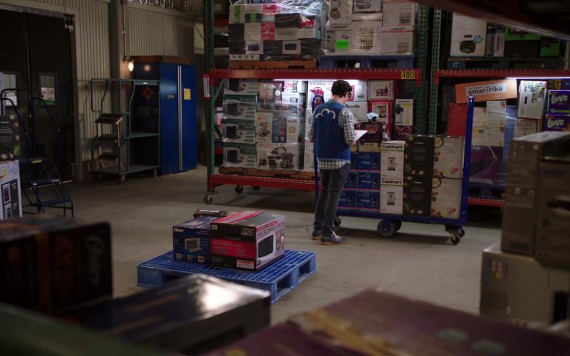 Oster, Cuisinart, Keurig, HP, SmarTrike, Luvs in Superstore S06E02 California, Part 2 (2020)