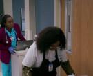 PURELL Hand Sanitizer Dispenser in Bob Hearts Abishola S02E0...