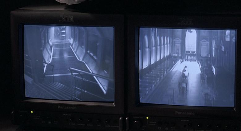 Panasonic Monitors in The Real McCoy (1993)