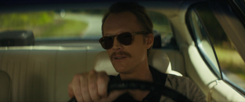 Persol PO9649S Sunglasses of Paul Bettany as Frank Bledsoe in Uncle Frank Movie (1)