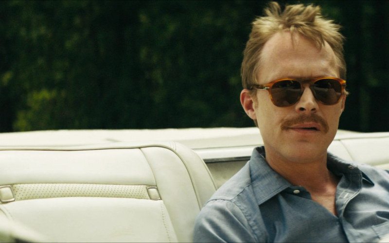 Persol PO9649S Sunglasses of Paul Bettany as Frank Bledsoe in Uncle Frank Movie (3)