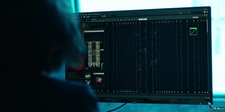 Philips Monitors in His Dark Materials S02E02 TV Show (2)
