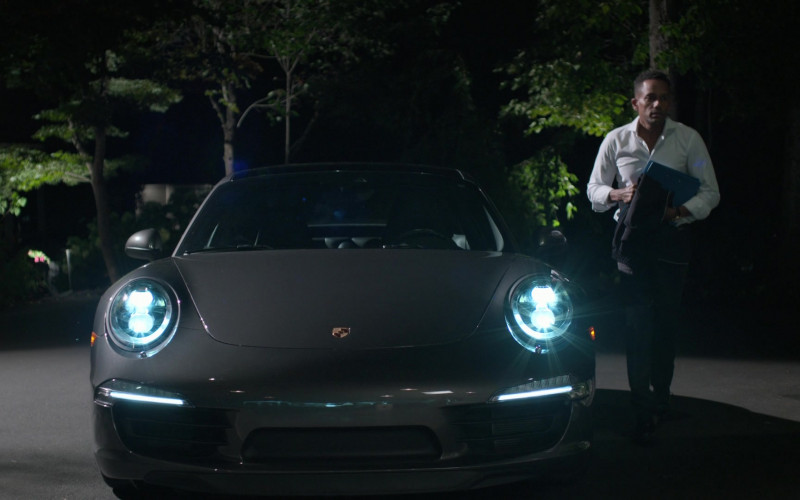 Porsche 911 Car in The Good Doctor S04E01 Frontline Part 1 (2020)