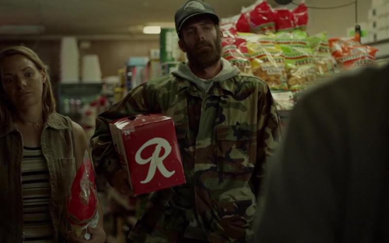 Rainier Beer in The Dark Divide Movie (1)