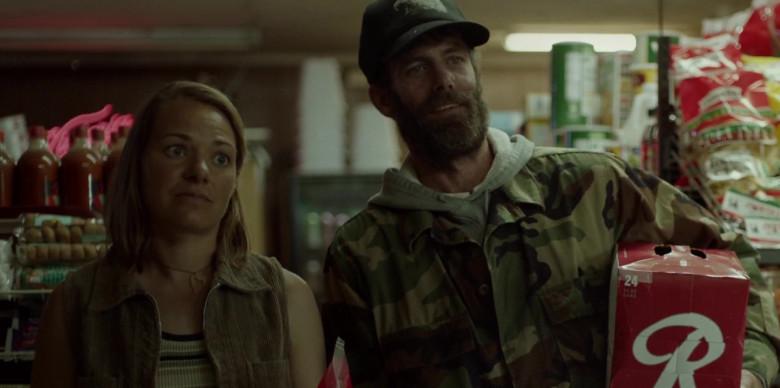 Rainier Beer in The Dark Divide Movie (2)