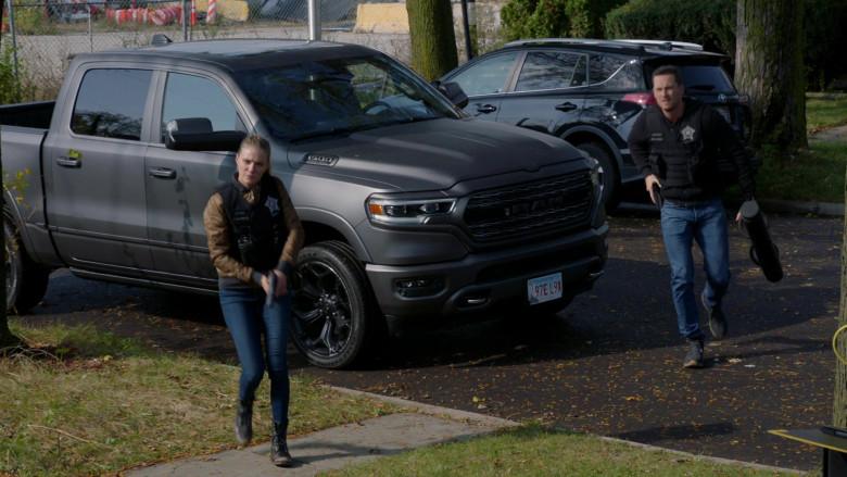 Ram 1500 Pickup Truck of Patrick Flueger as Adam Ruzek in Chicago P.D. S08E02 TV Series (2)
