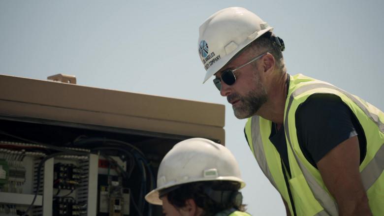Randolph Engineering Sunglasses of Jay Harrington as Sergeant II David 'Deacon' Kay in SWAT S04E02 TV Show (1)