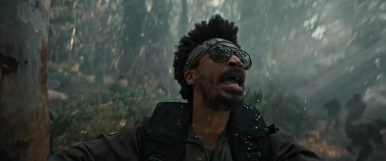 Ray-Ban Aviator Men's Sunglasses of Eddie Steeples as Tex in Jiu Jitsu (2020)