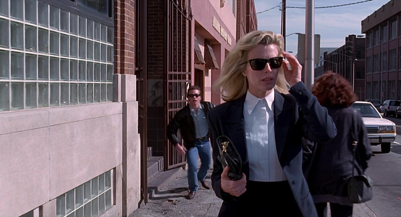Ray-Ban Bausch & Lomb Sunglasses of Kim Basinger as Karen in The Real McCoy Movie (1)