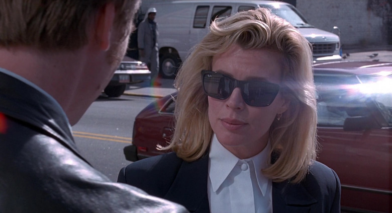 Ray-Ban Bausch & Lomb Sunglasses of Kim Basinger as Karen in The Real McCoy Movie (2)