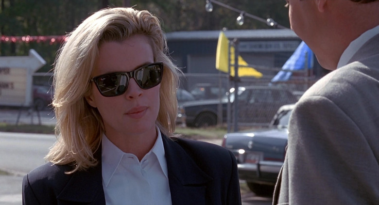 Ray-Ban Bausch & Lomb Sunglasses of Kim Basinger as Karen in The Real McCoy Movie (3)