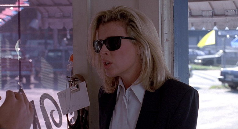 Ray-Ban Bausch & Lomb Sunglasses of Kim Basinger as Karen in The Real McCoy Movie (4)