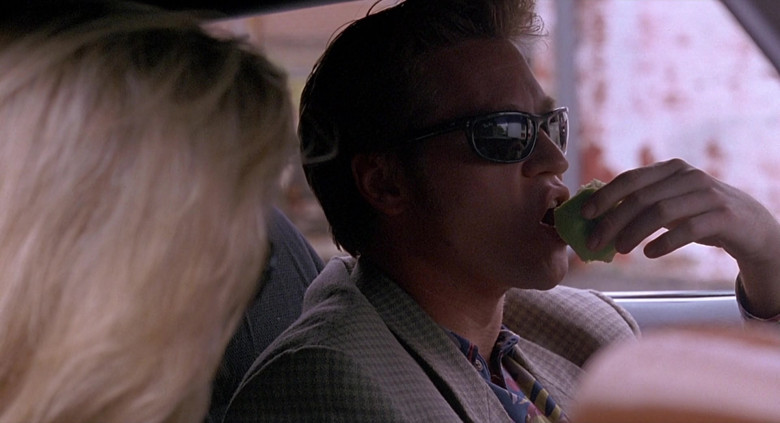 Ray-Ban Sunglasses of Val Kilmer as J.T. Barker in The Real McCoy Movie (3)