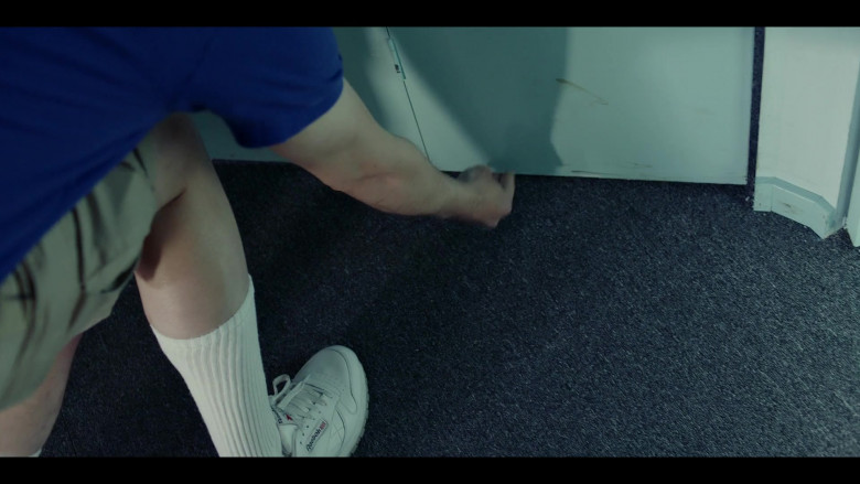 Reebok Sneakers of Fred Armisen as Dr. Michael 'Skip' Henai in Moonbase 8 S01E05 Move the Base (2020)