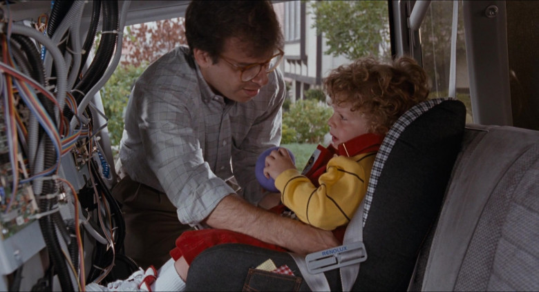 Renolux Car Seat in Honey, I Blew Up the Kid (1992)