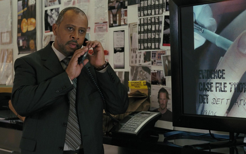 Runco High-End Video Projection Device in Mr. Brooks (2007)