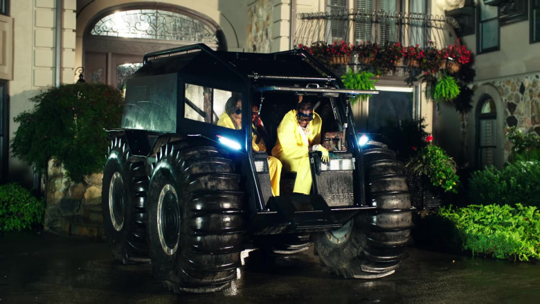 "SHERP ATV Fully Amphibious Vehicle in ""Quarantine Thick"" by 2 Chainz ft. Mulatto (2)"
