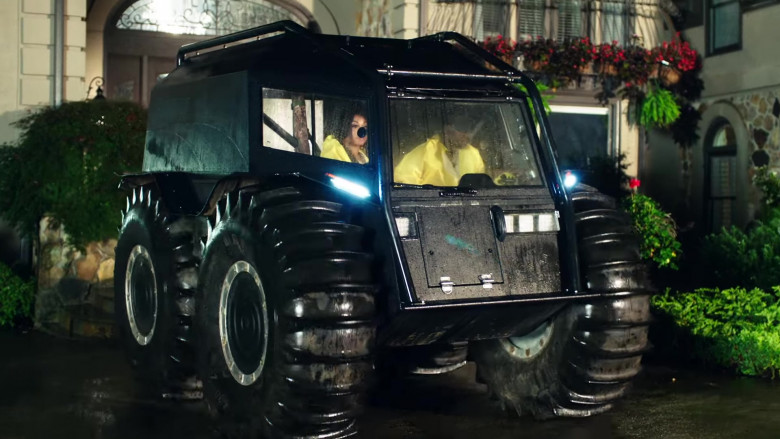"SHERP ATV Fully Amphibious Vehicle in ""Quarantine Thick"" by 2 Chainz ft. Mulatto (3)"
