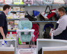 Safety 1st Baby High Chair in Superstore S06E04 Prize Wheel...