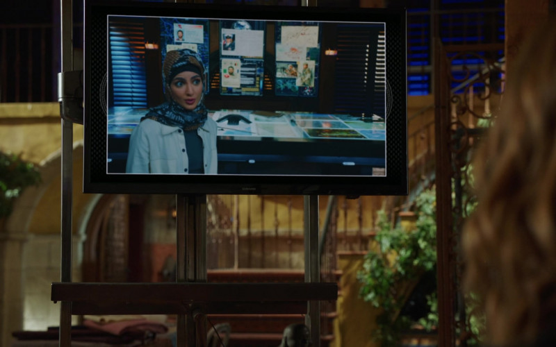 Samsung PC Monitor in NCIS Los Angeles S12E02 War Crimes (2020)
