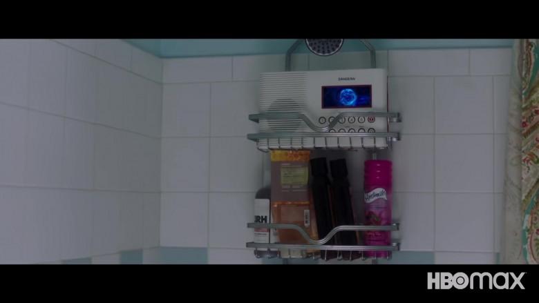 Sangean Radio in Superintelligence (2020)