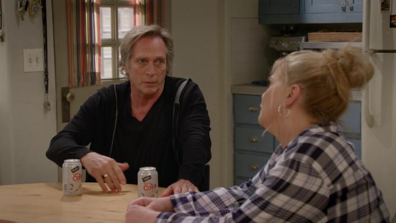 Signature SELECT Diet Cola of William Fichtner as Adam Janikowski in Mom S08E03