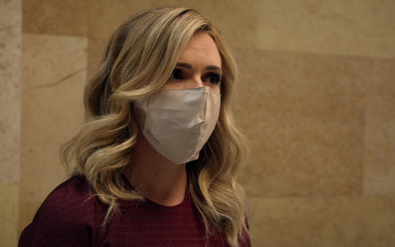 Silkkin Face Mask Worn by Actress in All Rise S02E02 (2)