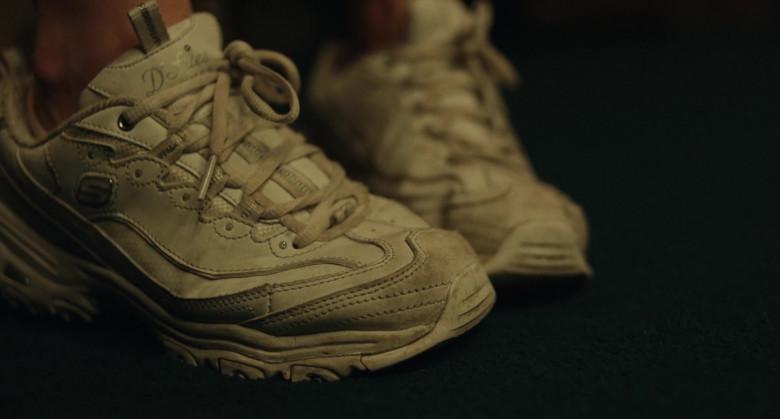 Skechers D'Lites Women's Sneakers of Jessica Barden as Sky in Jungleland Movie (1)