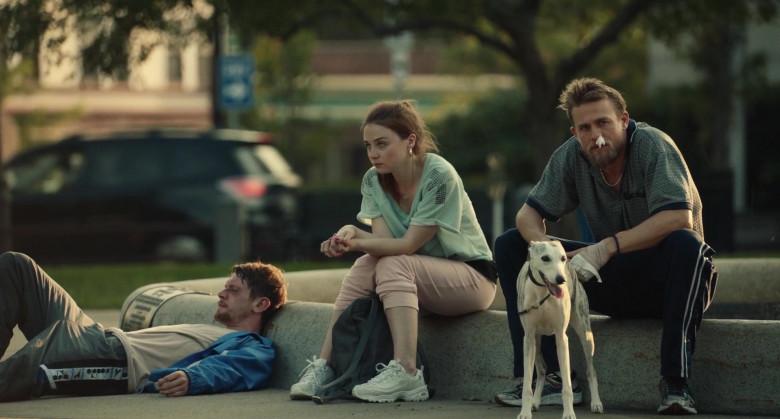 Skechers D'Lites Women's Sneakers of Jessica Barden as Sky in Jungleland Movie (2)