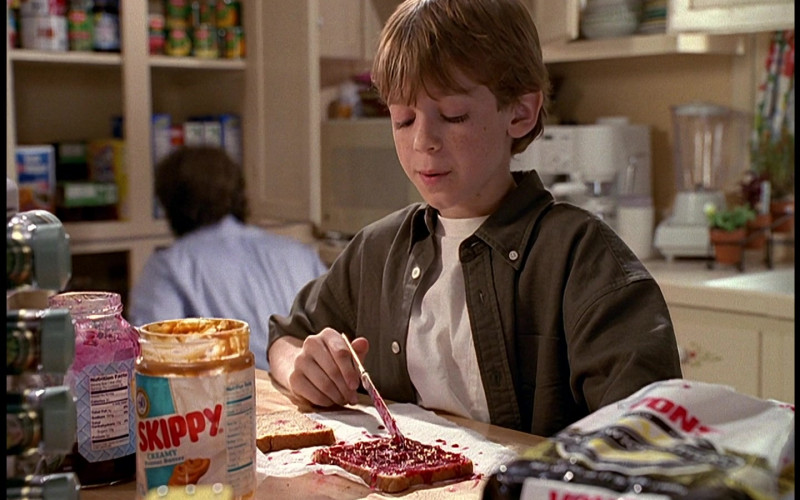 Skippy Peanut Butter and Vons Bread in Honey, We Shrunk Ourselves! (1997)