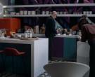 Smeg Refrigerator in The Unicorn S02E02 It's Complicated (...