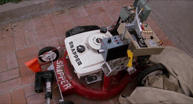 Snapper Mower Used by Robert Oliveri as Nick Szalinski in Honey, I Shrunk the Kids (1)