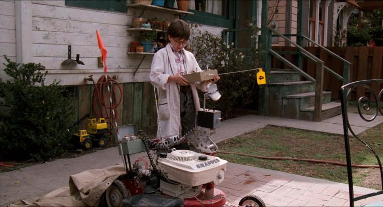 Snapper Mower Used by Robert Oliveri as Nick Szalinski in Honey, I Shrunk the Kids (2)