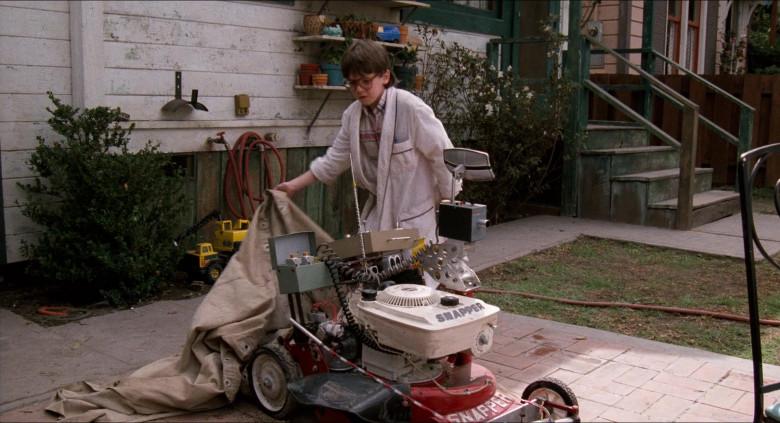 Snapper Mower Used by Robert Oliveri as Nick Szalinski in Honey, I Shrunk the Kids (3)