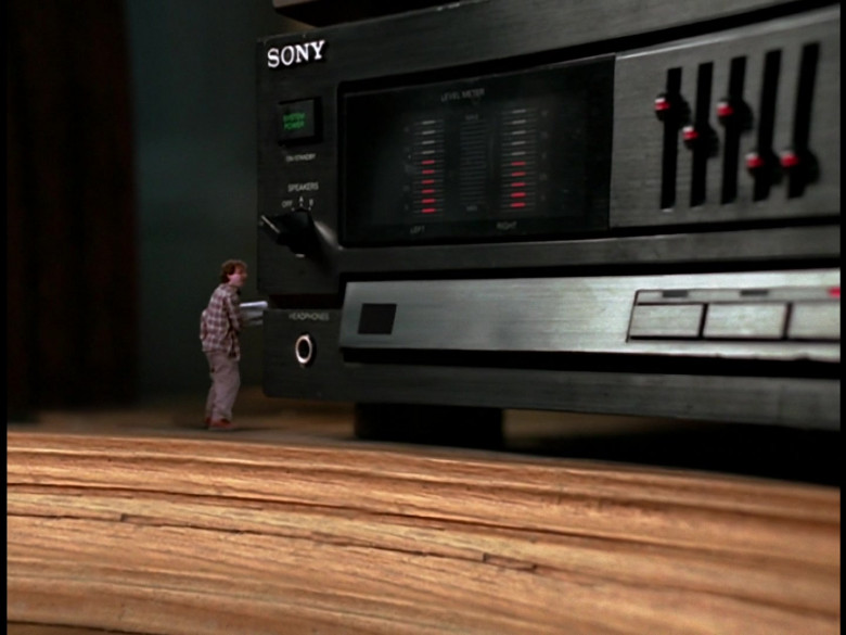Sony Audio System in Honey, We Shrunk Ourselves! (1997)